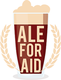 Ale for Aid Logo